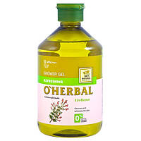 O Herbal гель для душу Освіжаючий 500 мл