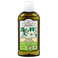Зеленая Аптека тоник для всех типов кожи Зеленый чай 200 мл