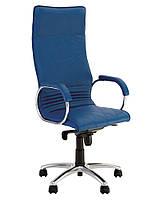 Кресло для руководителя ALLEGRO steel chrome