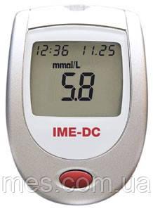 Биосенсорный глюкометр IME-DC, Германия, фото 1