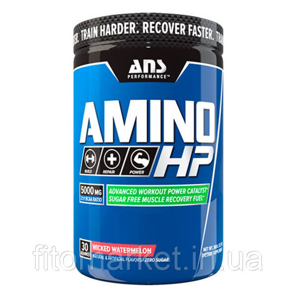 Аминокислоты ANS Performance Amino-HP злой арбуз 360 г