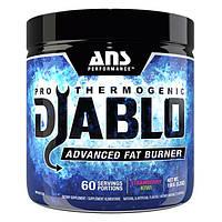 Жиросжигающие комплекс ANS Performance Diablo Thermogenic полуниця-ківі 150 г