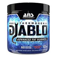 Жиросжигающие комплекс ANS Performance Diablo Thermogenic суперфруктовый сплеск 150 г