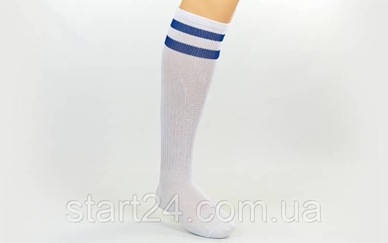 Гетры футбольные мужские CO-3257 (носок-хлопок, верх-терилен, размер 40-45, цвета в ассортименте)