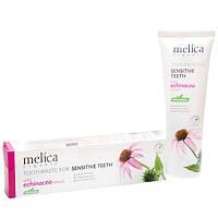 Зубная паста для чувствительных зубов с экстрактом эхинацеи ТМ Мелиса Органик / Melica Organic 100 мл