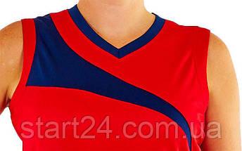 Форма баскетбольная женская Leader B103 (полиэстер, р-р S-L(44-50), цвета в ассортименте), фото 3