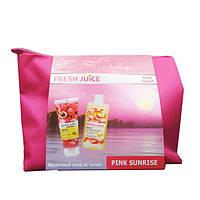 "FJ Косметичний набір ""Pink Sunrise"""