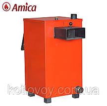 Твердотопливный котел Amica Optima (Амика Оптима), фото 3