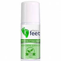 Аерозоль для ніг протигрибковий ТМ Хеппі Фіт / Happy Feet чайне дерево 70 мл