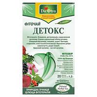 Фіточай Детокс Dr.Fito в пакетиках 20*1,5 м