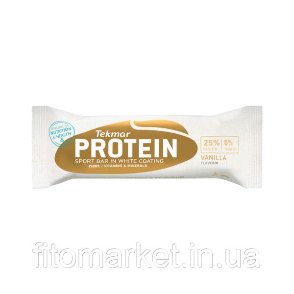 Батончик спорт протеин ваниль ТМ Текмар 60 г
