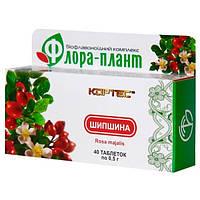 Флора-плант Шипшина таблетки №40