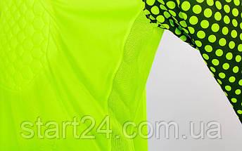 Форма футбольного вратаря FIRST CO-018-G (PL, р-р L-XXL, салатовый), фото 3