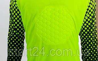 Форма футбольного вратаря FIRST CO-018-G (PL, р-р L-XXL, салатовый), фото 2