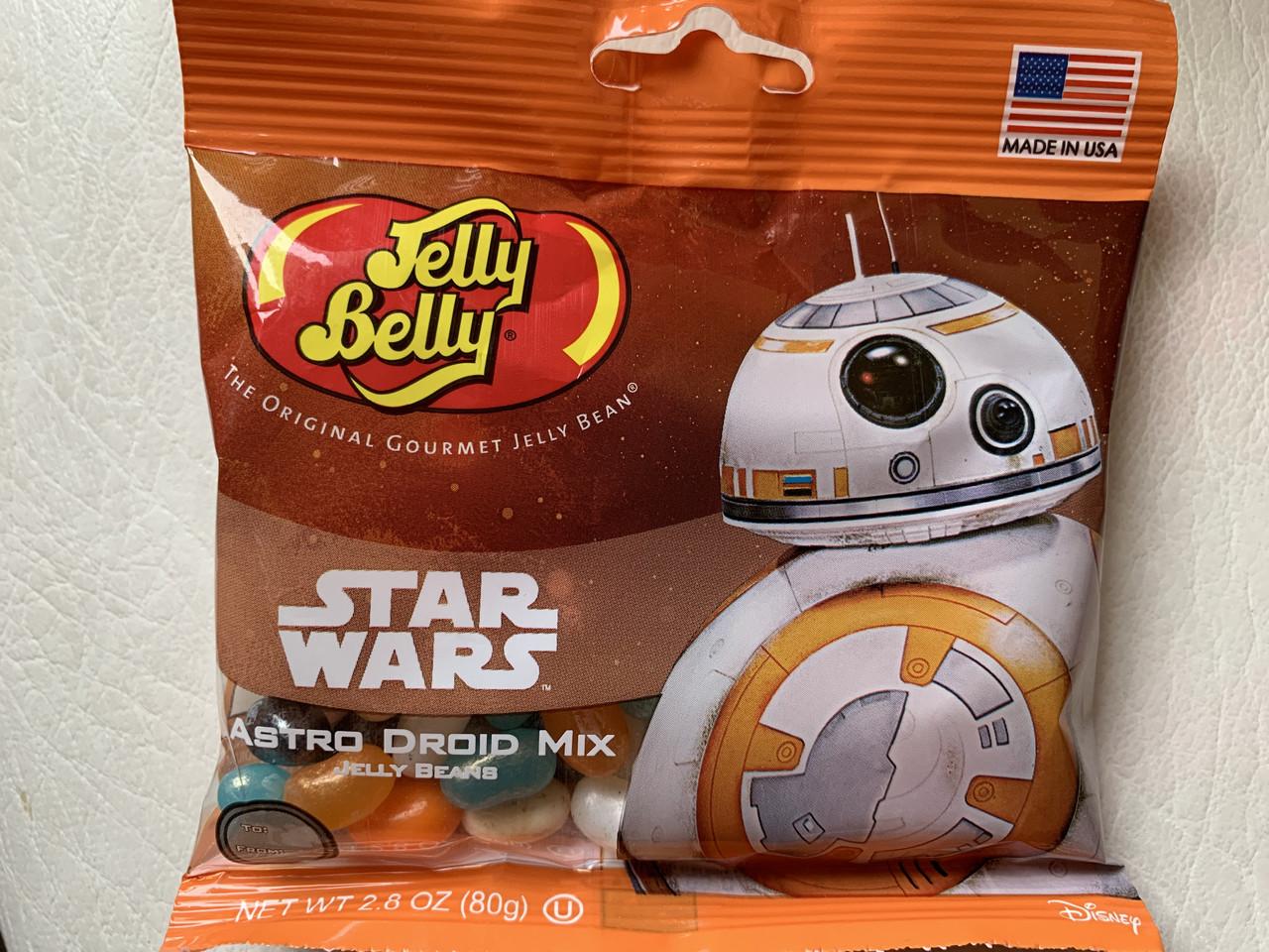 Конфеты Jelly Belly Звездные войны