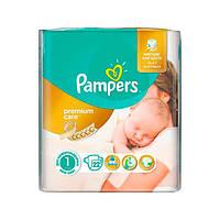 Підгузники для дітей Premium Care Newborn ТМ Памперс / Pampers (2-5 кг) №22