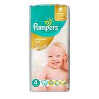 Підгузники для дітей Premium Care Maxi ТМ Памперс / Pampers (8-14 кг) №52