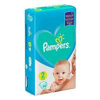 Підгузники для дітей New Baby ТМ Памперс / Pampers (4-8 кг) №68
