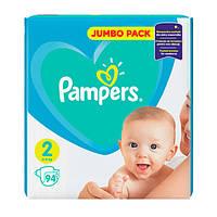 Підгузники для дітей New Baby ТМ Памперс / Pampers (4-8 кг) №94