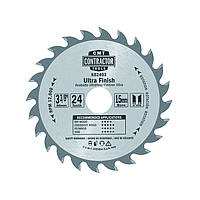 Пильный диск CMT CONTRACTOR по дереву для торцевания 190Х30 мм Z24 (K19024M-X10)