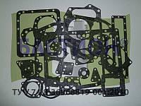 Ремкомплект Прокладок Коробки переключения передач Т-150(гус) (150.37.001-3) (паронит 0,8)