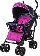 Детская коляска-трость Caretero Spacer Deluxe Lavenda