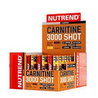 CARNITINE 3000 Shot полуниця ТМ Нутренд / Nutrend 60 ml