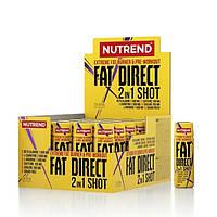 Жіросжігателя FAT Direct Shot ТМ Нутренд / Nutrend 20x60 мл