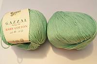 Gazzal Baby cotton - 3425 мятный
