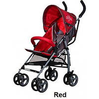 Прогулочная коляска Caretero Alfa Red