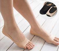 Мягкие капроновые подследники с защитой от натирания новыми туфлями (2 цвета)
