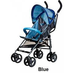 Прогулочная коляска Caretero Alfa Blue