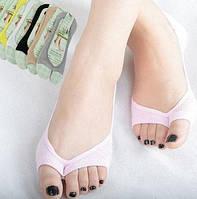 Мягкие подследники (модал) с защитой от натирания задниками туфель (3 цвета)