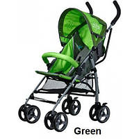 Прогулочная коляска Caretero Alfa Green