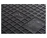 Резиновые передние коврики в салон Lexus RX 2009-2015 (STINGRAY) , фото 4