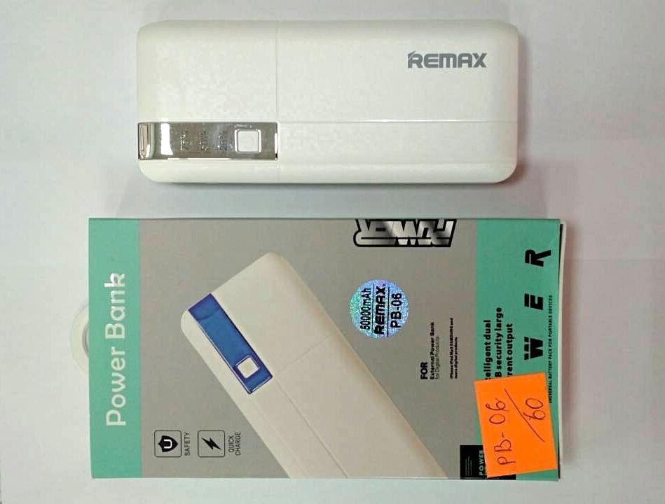 Power Bank Remax (60000 mAh) повер банк