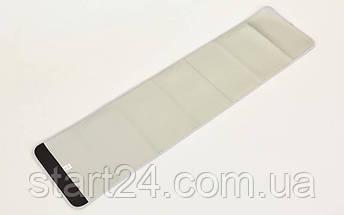 Пояс для похудения из композитной ткани с быстрым нагревом из серебряного волокна ST-2148-XL  (р-р 28см x 110см x 3мм, черный), фото 2