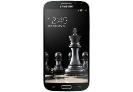 Смартфон Samsung I9500 Galaxy S4 (Black Edition)