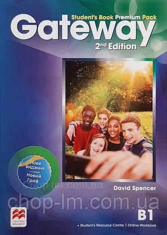 Gateway 2nd/Second Edition B1 Student's Book Premium Pack (Edition for Ukraine) / Учебник, фото 2
