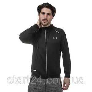Костюм спортивный мужской CO-1833-CO-8817-BK (PL, хлопок, M-3XL-165-190cм, черный, толстовка-CO-1833-BK, штаны-CO-8817-BK)