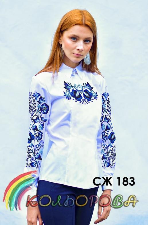 Заготовка жіночої сорочки (СЖ-183)