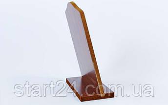 Мишень для игры в дартс настольная из прессованной бумаги Baili 6in BL-401 (d-16cм,в компл. 6 дротиков), фото 2