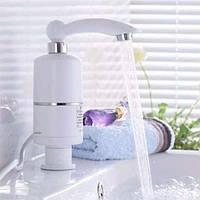 Электронагреватель проточный бытовой, смеситель для мгновенного подогрева води
