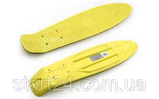 Дека для скейтборда Penny (запчасть) SK-5065 (PU, 22 inch, цвета в ассортименте)