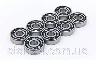 Набор подшипников АВЕС-11 (8шт) для скейтборда Penny SK-8099 (металл, 8шт ABEC-11, в пласт. футляре)