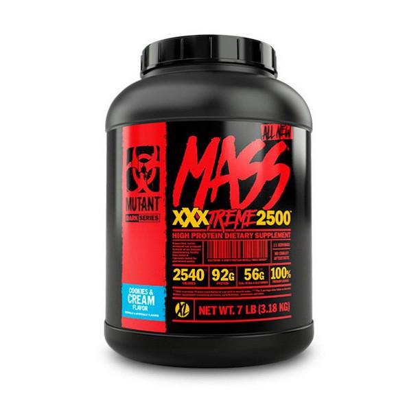Гейнер Mass xXxtreme 2500 (3,18 kg) PVL