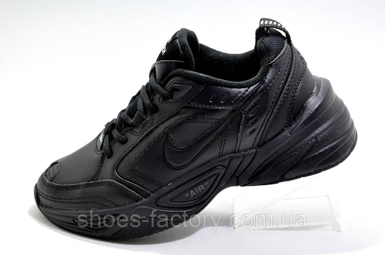 Кроссовки унисекс в стиле Nike Air Monarch 2019-2020, Black