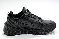 Кроссовки унисекс в стиле Nike Air Monarch 2019-2020, Black, фото 3