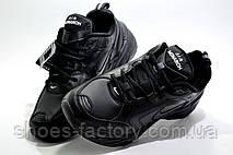 Кроссовки унисекс в стиле Nike Air Monarch 2019-2020, Black, фото 2