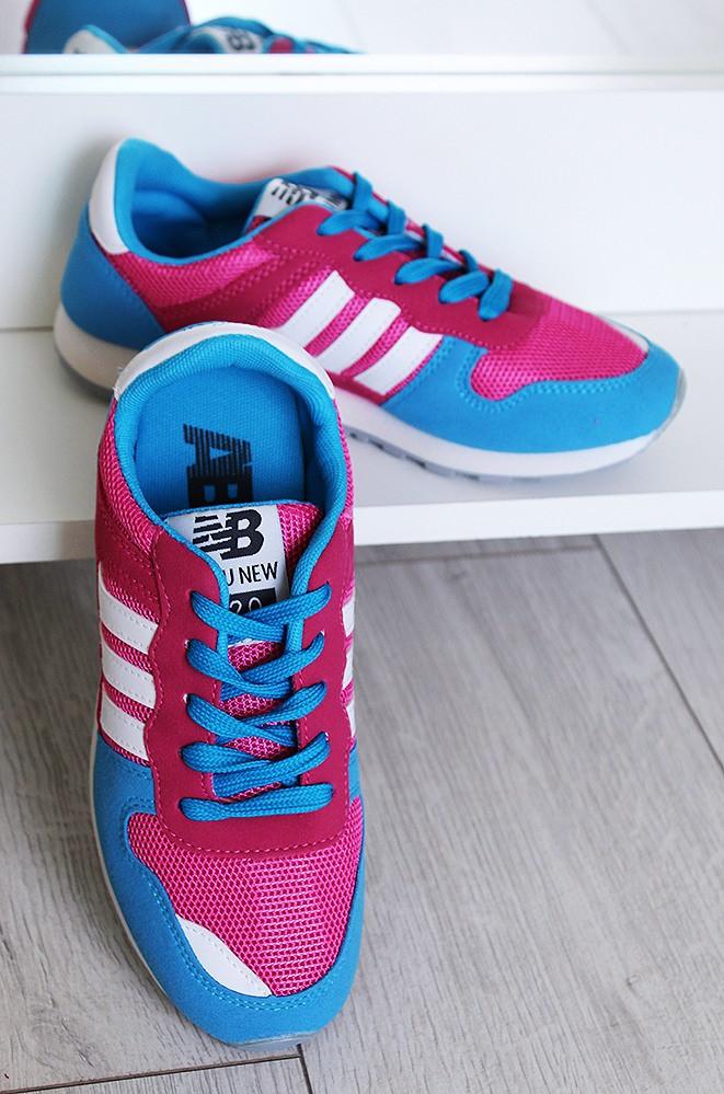 Кроссовки подросток девочка розовые DUAL УВ-3452